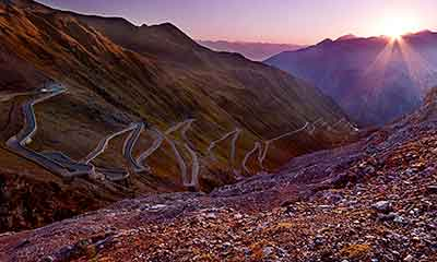 Road Trip to Stelvio Pass