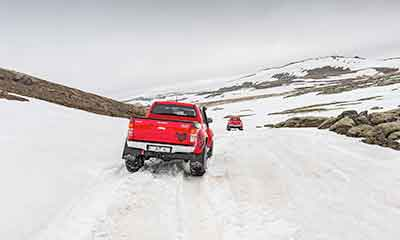 Arctic Truck Driving Experience in Iceland