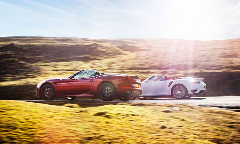 Luxury Driving Holiday for Supercars