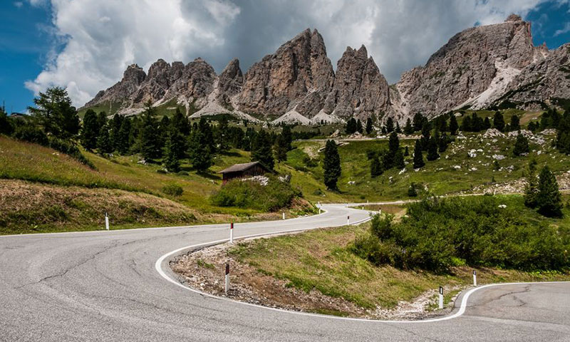 italian roadtrip, dolomites