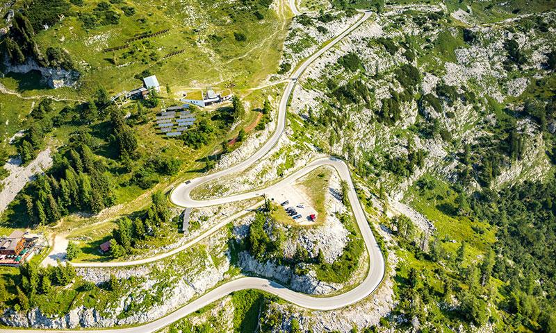 driving adventure to austria
