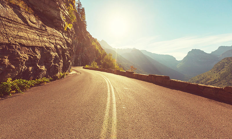 driving adventure across europe