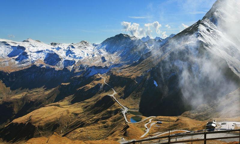 roadtrip to austria