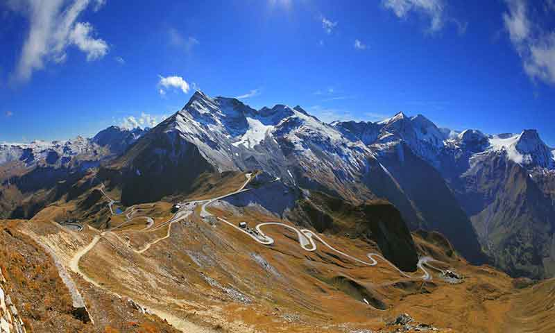 Driving Adventure Europe, Austria, Grossglockner