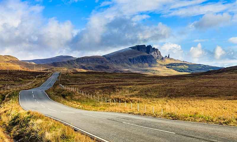 Dricving Holiday to Scotland