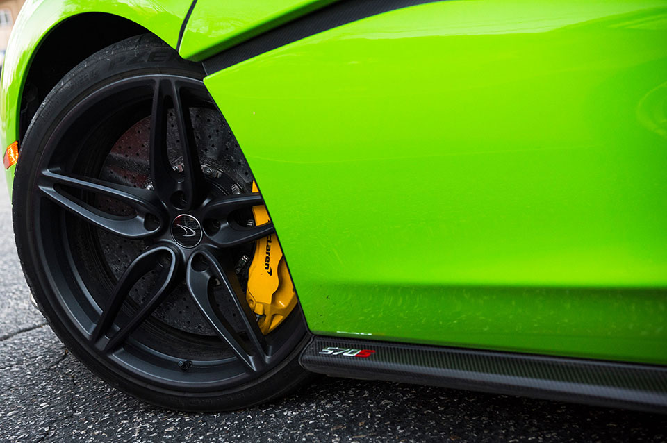 PPF, Paint Protection Film for Supercars by Reep Group