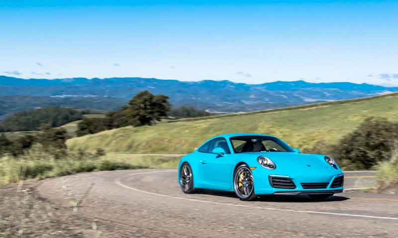 road trip europe with slap adventures, porsche 911