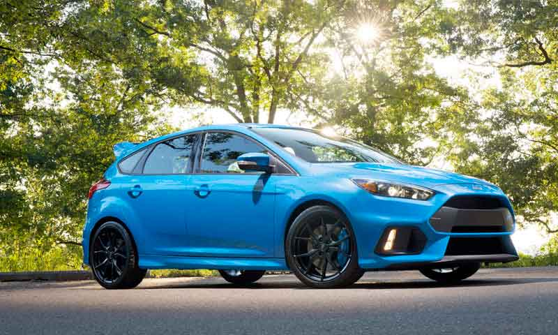 road trip europe with slap adventures, ford focus RS mk3