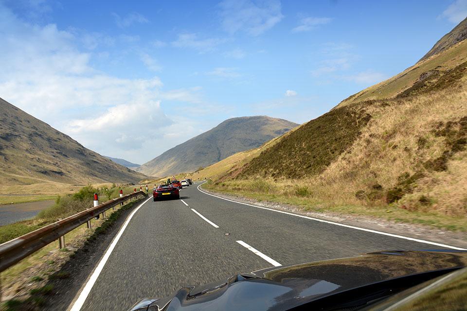 Road Trip to Scotland with Slap Adventures