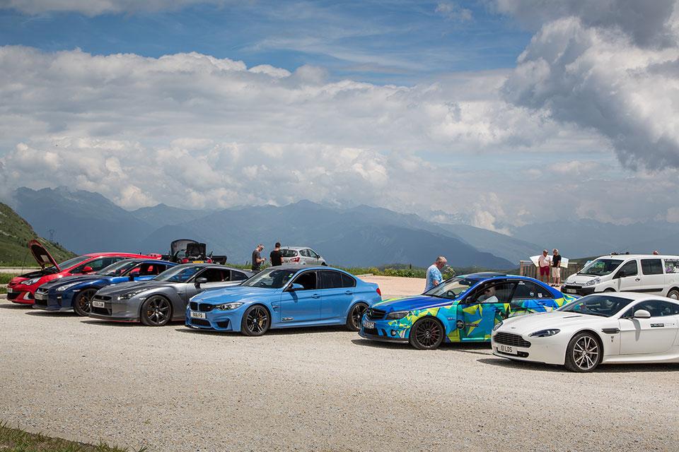 Car Rally Europe - Slap Adventures