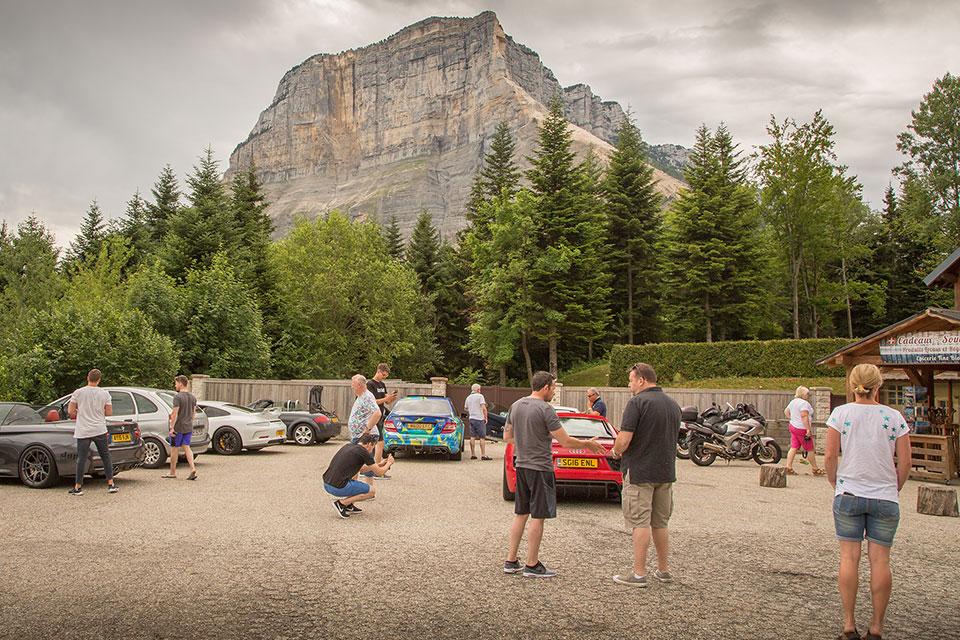 Road Rally in Europe, Driving Adventure, Slap Adventures