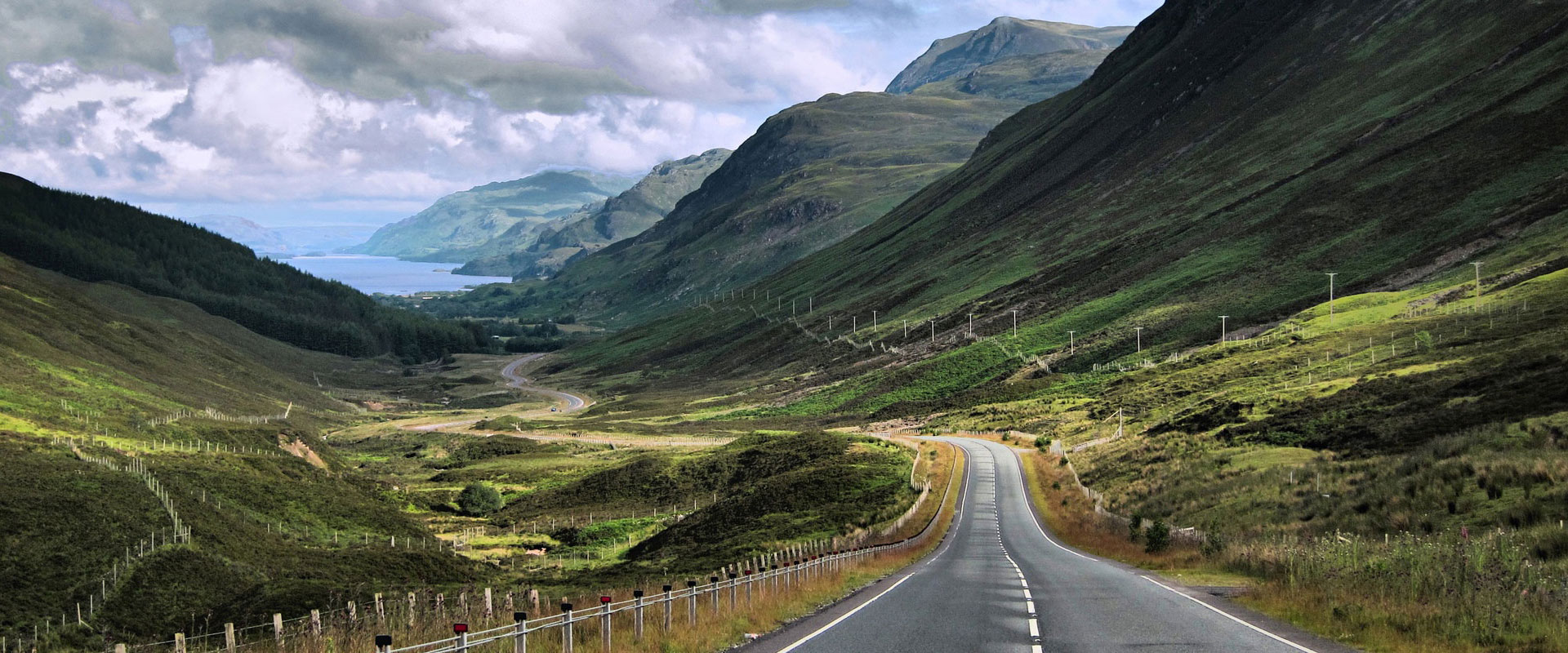slap driving adventure, Scotland