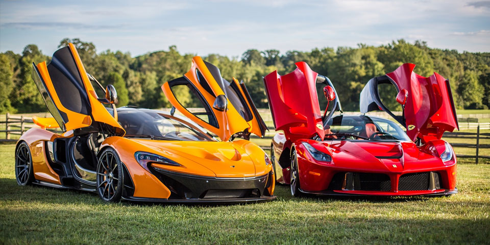 What is a supercar