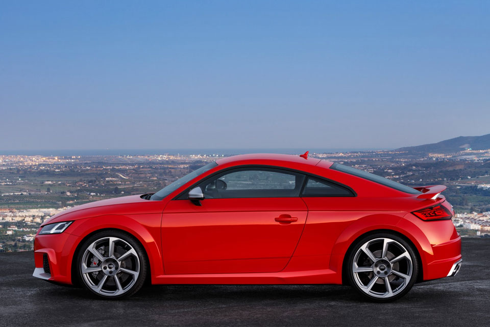 Audi TT RS Driving Holiday Europe