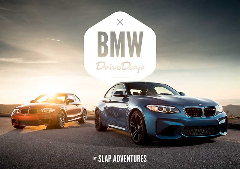 BMW Drive Days by Slap Adventures