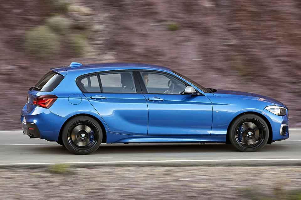 BMW M140i Road Trip