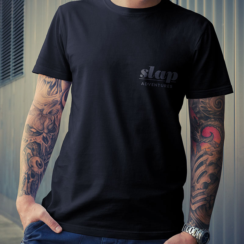 T-Shirt - Drive Eat Sleep Repeat