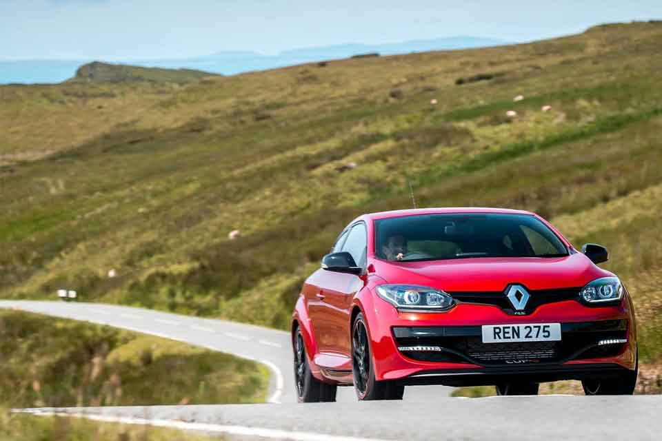 Renault Megane Europe Driving Holiday