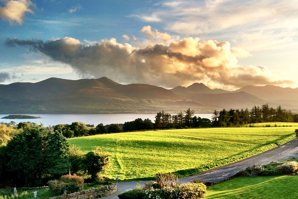 10. Ring of Kerry - Ireland