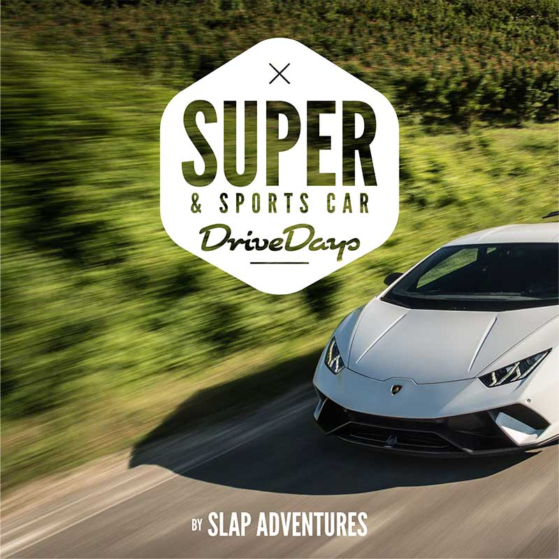 Sports, Performance & Supercar Drive Days by Slap Adventures