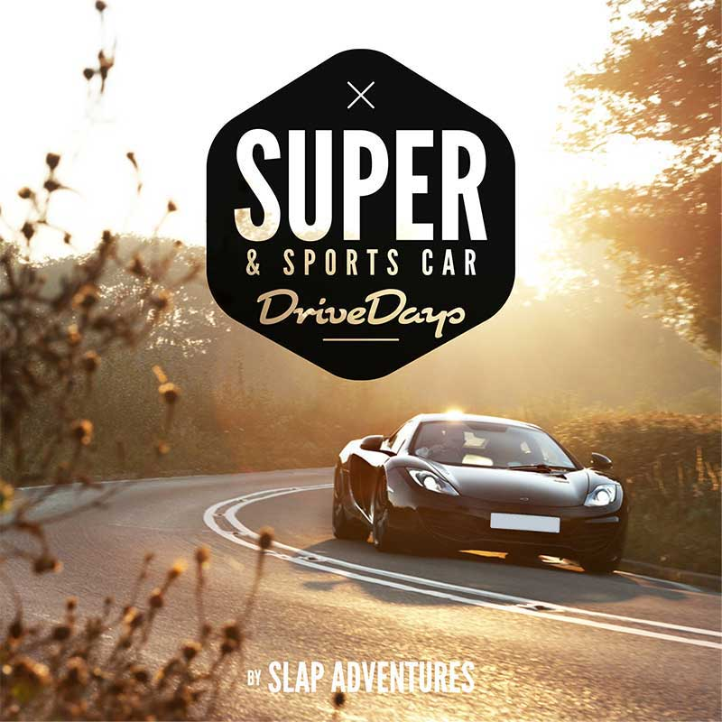 Sports, Performance & Supercar Drive Days by Slap Adventures