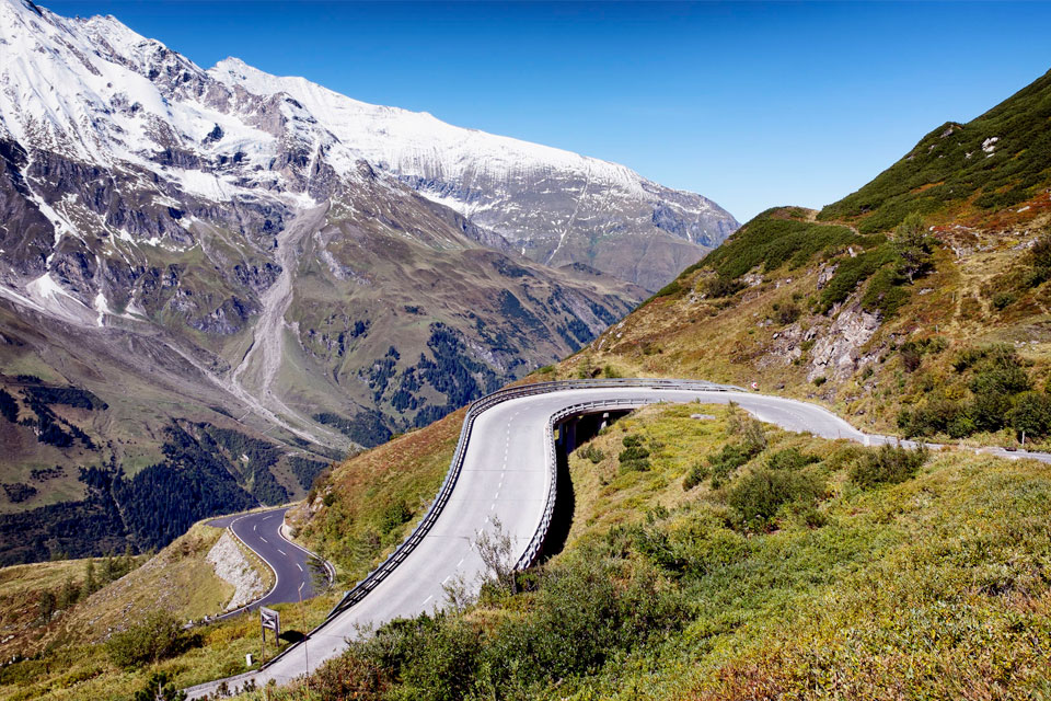 Swiss Alps Road Trip
