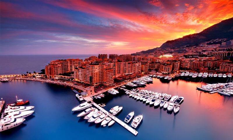Luxury Driving Holiday, Road Trip, Europe, Monaco