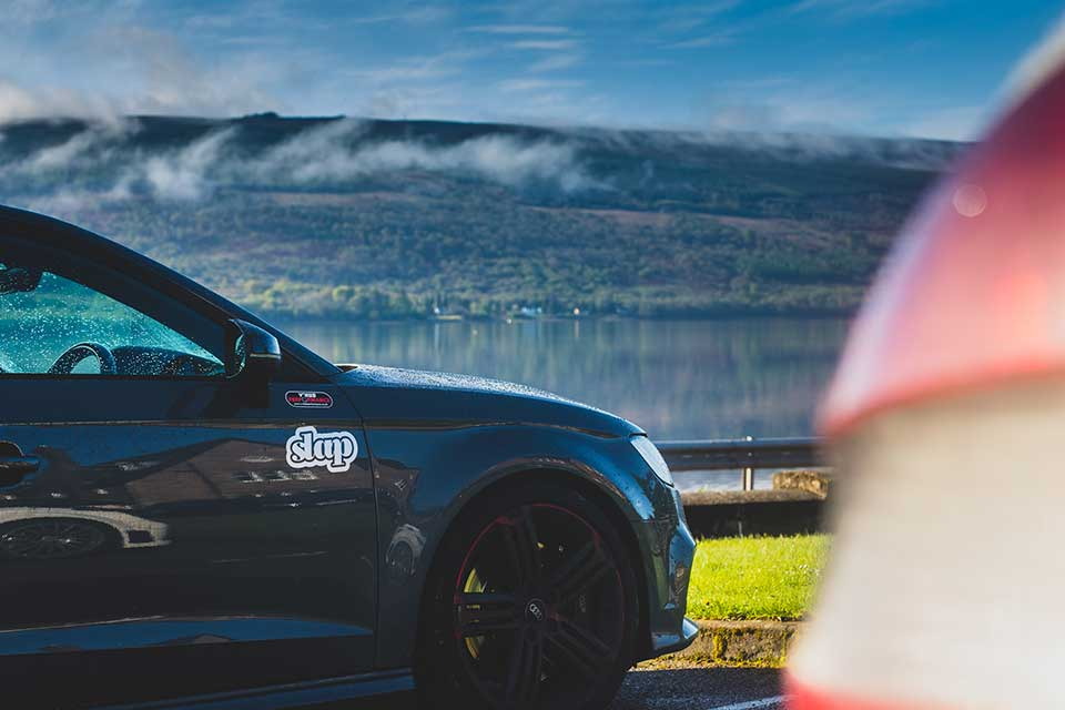 Audi S3 - Driving Holiday Scotland