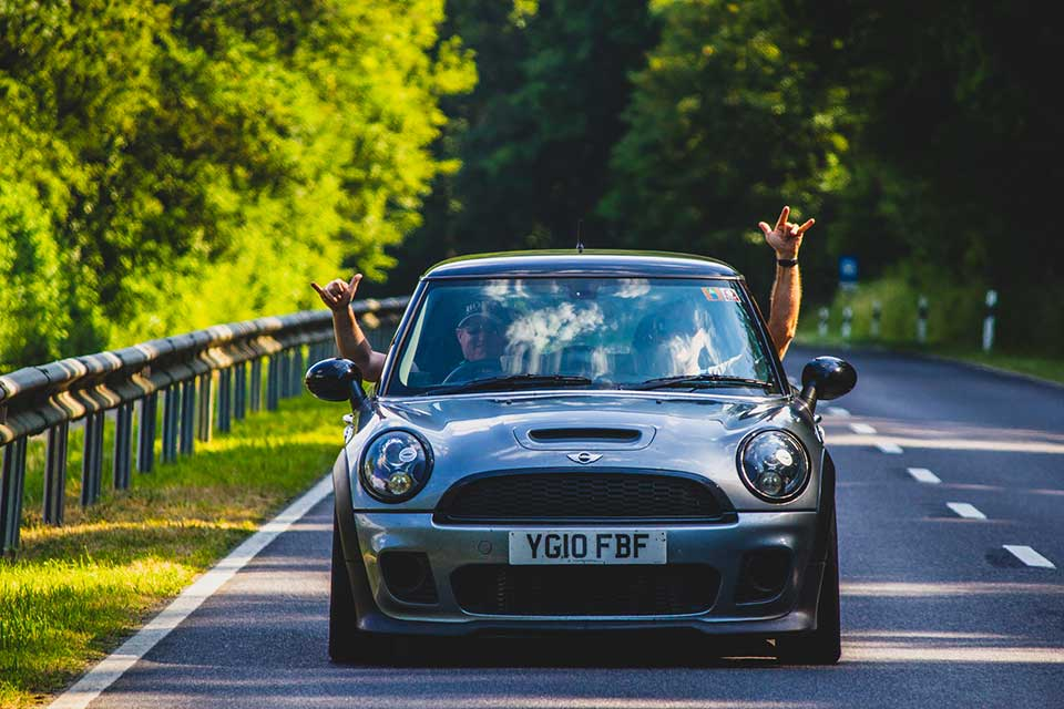 Mini Cooper S - Luxury Driving Holiday Europe