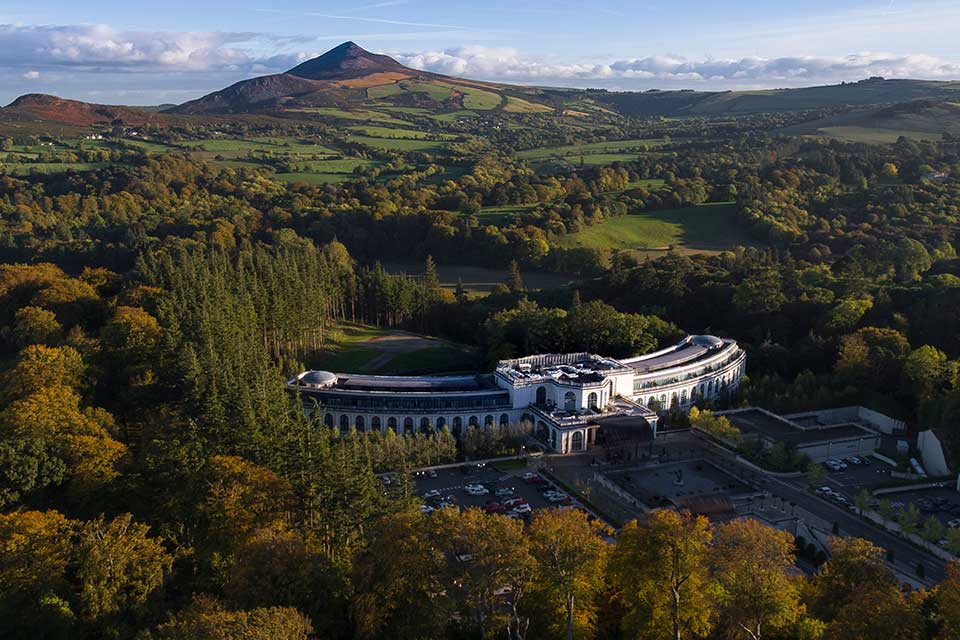 luxury driving holiday ireland