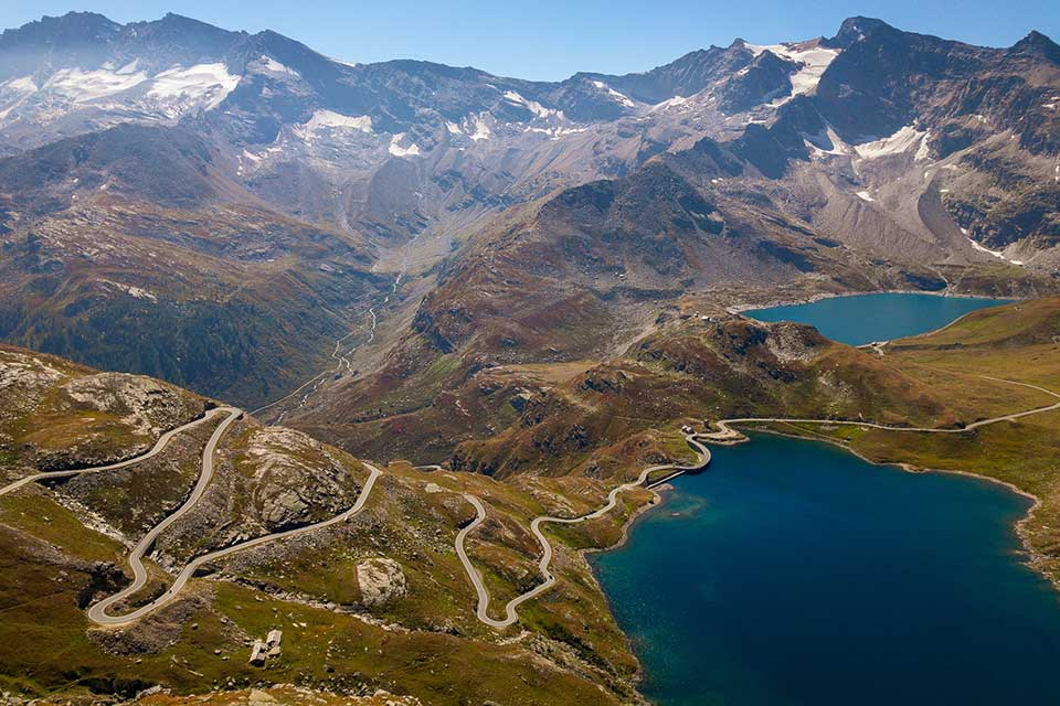 Nivolet Pass - Luxury Driving Holiday Europe