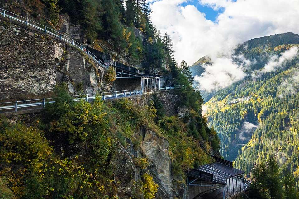 Luxury Driving Trip to Switzerland