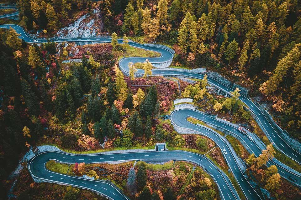 Luxury Driving Holiday Switzerland