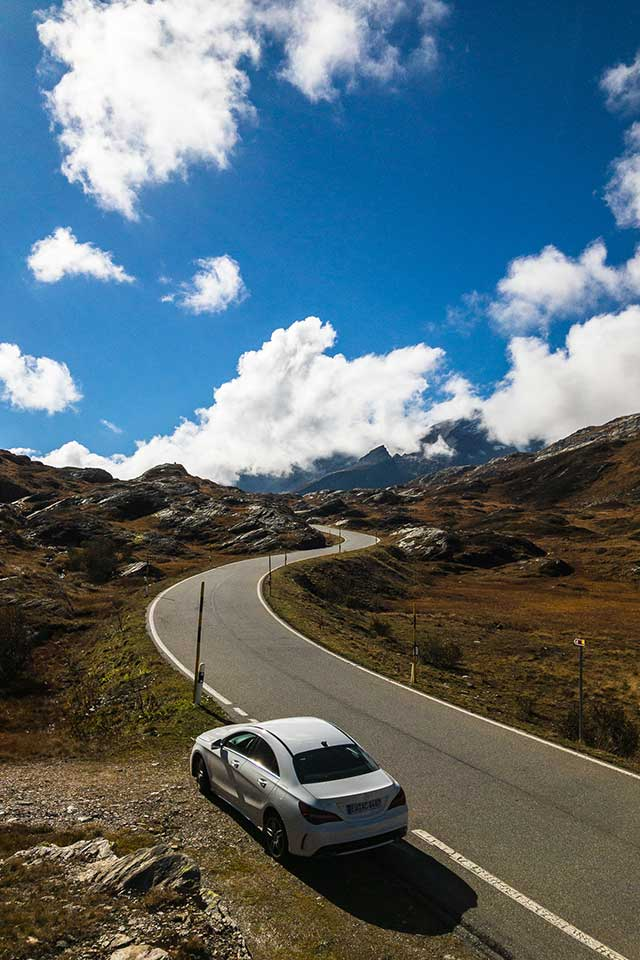 Luxury Driving Holiday Europe to the Alps