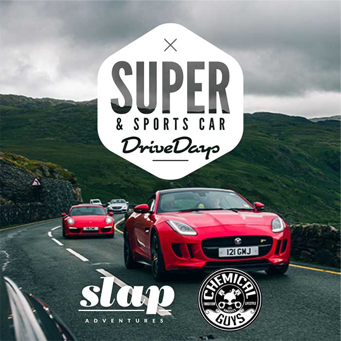 Supercar Driver day in the Lake District with Slap Adventures