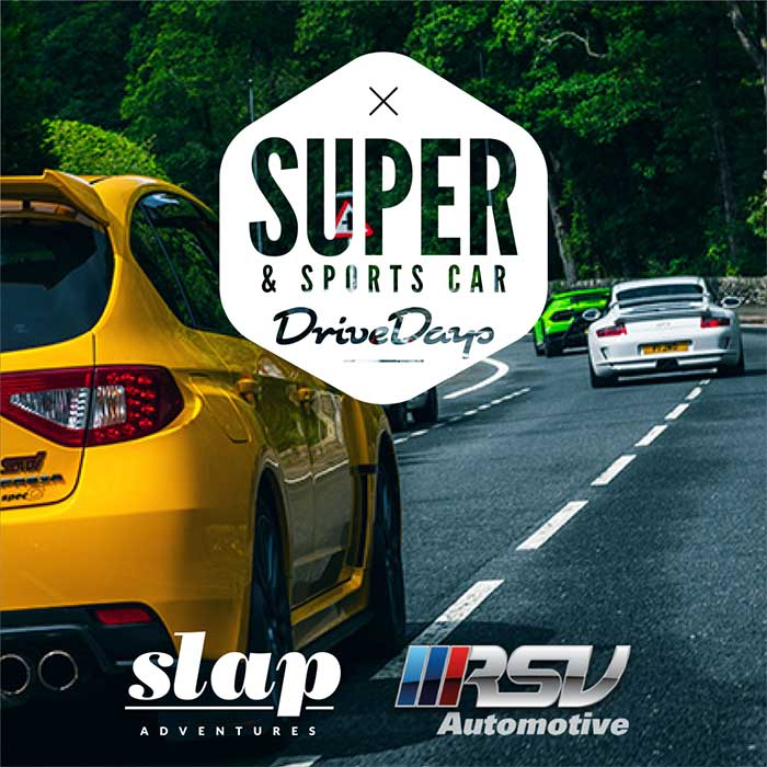 Supercar Driver day in North Wales with Slap Adventures