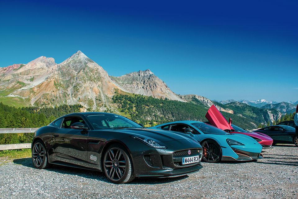 Luxury Road Rally Europe, Slap Adventures