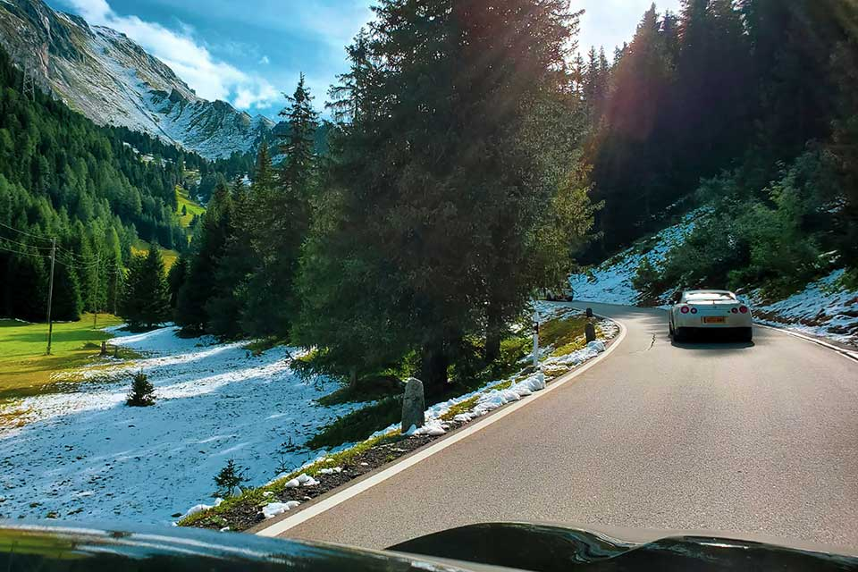 Supercar Rally Europe - Slap Adventures