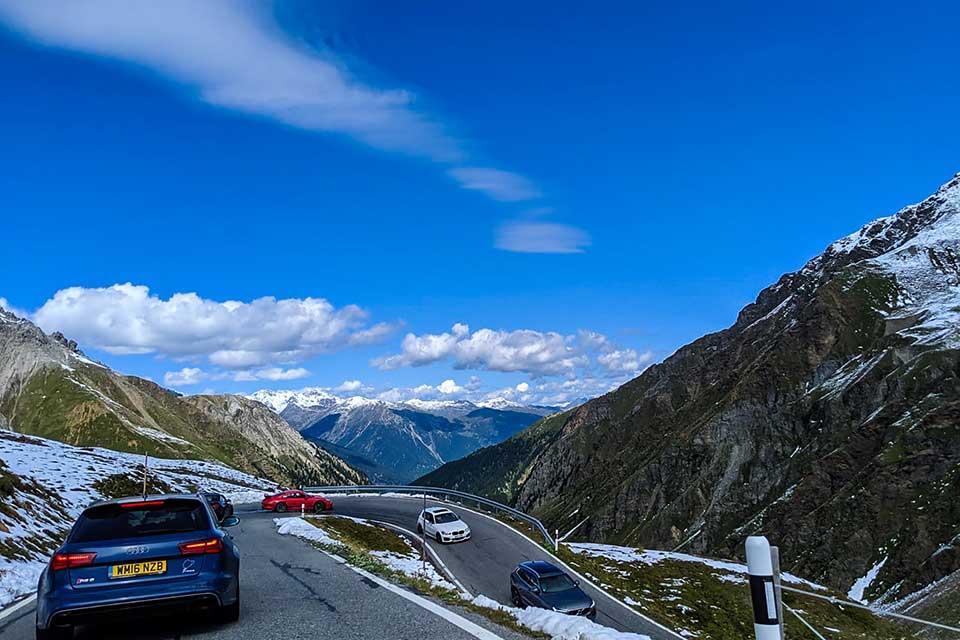 Audi RS6 - Supercar Rally Europe - Slap Adventures