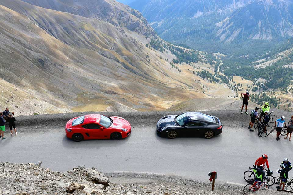 Driving Holiday to the French Alps